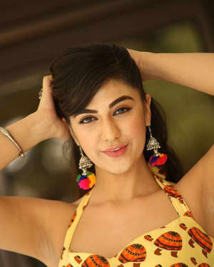 Actress Harshitha Panwar Photos during Bewars Fiilm Promotion   Picture 1602800