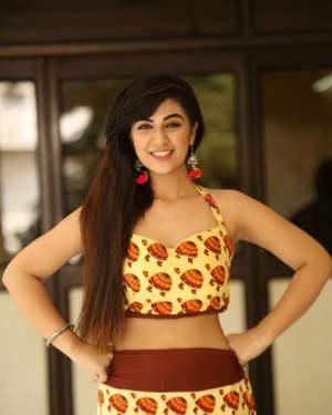 Actress Harshitha Panwar Photos during Bewars Fiilm Promotion   Picture 1602795
