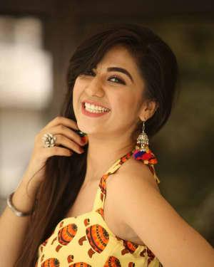 Actress Harshitha Panwar Photos during Bewars Fiilm Promotion   Picture 1602806