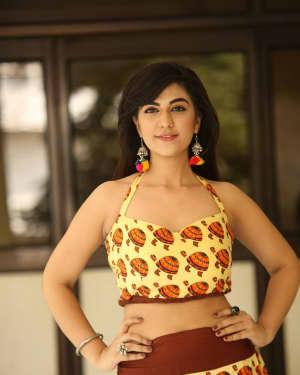 Actress Harshitha Panwar Photos during Bewars Fiilm Promotion   Picture 1602788