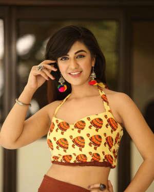 Actress Harshitha Panwar Photos during Bewars Fiilm Promotion   Picture 1602792