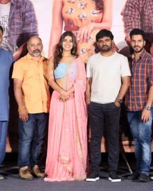Bhale Manchi Chowka Beram Movie Success Meet Photos
