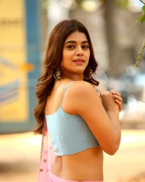 Yamini Bhaskar - Bhale Manchi Chowka Beram Movie Success Meet Photos
