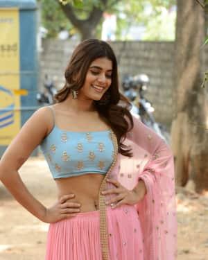 Yamini Bhaskar - Bhale Manchi Chowka Beram Movie Success Meet Photos | Picture 1603376