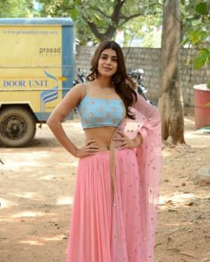 Yamini Bhaskar - Bhale Manchi Chowka Beram Movie Success Meet Photos | Picture 1603377