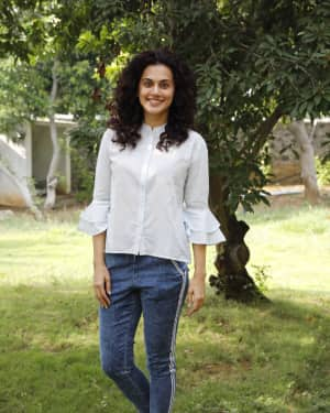 Taapsee Pannu - Game Over Telugu Film Movie Launch Photos | Picture 1604173