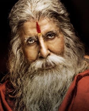 Amitabh Bachchan - Photo: Amitabh Bachchan as Gosayi Venkanna, Guru of Narasimha Reddy