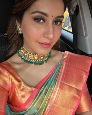 Rashi Khanna Photos at Showroom Inauguration
