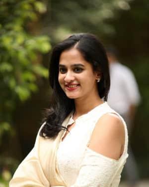 Nanditha Raj - Vishvamitra Telugu Movie Teaser Launch Photos