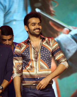 Ram Pothineni - Hello Guru Prema Kosam Film Pre Release Event Photos | Picture 1605155