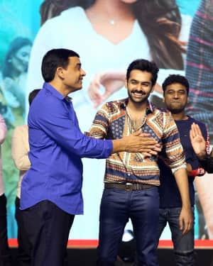 Hello Guru Prema Kosam Film Pre Release Event Photos | Picture 1605147