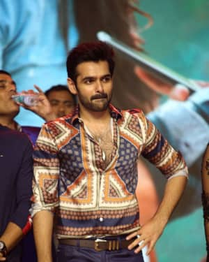 Ram Pothineni - Hello Guru Prema Kosam Film Pre Release Event Photos | Picture 1605154