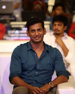 Vishal Krishna - Pandem Kodi 2 Movie Audio Launch Photos