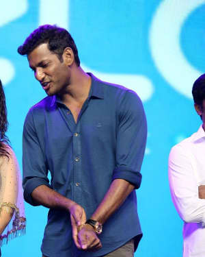 Pandem Kodi 2 Movie Audio Launch Photos