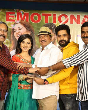 Bewars Telugu Film Success Meet Photos