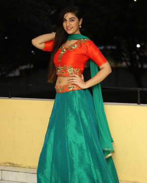 Harshitha Panwar - Bewars Telugu Film Success Meet Photos
