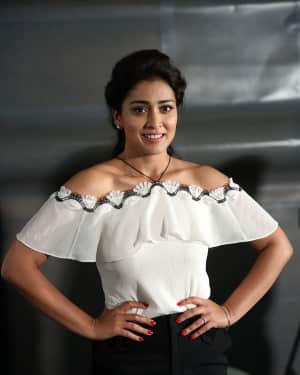 Shriya Saran - Veera Bhoga Vasantha Rayalu Movie Trailer Launch Photos