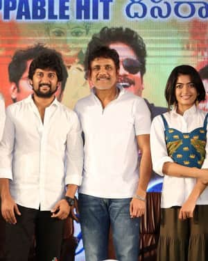 Devadas Telugu Film Success Meet Photos | Picture 1606815