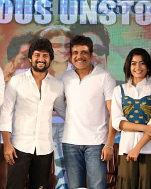 Devadas Telugu Film Success Meet Photos | Picture 1606794