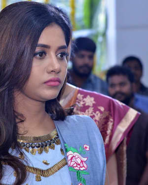 Nabha Natesh - Adhe Nuvvu Adhe Nenu Movie Launch Photos