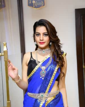 Deeksha Panth - Manepally Jewellers 128 Year Celebrations And Utsavi Collections Launch Photos