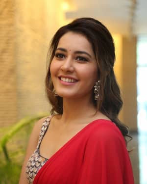 Raashi Khanna - Vijay Devarakonda - Kranthi Madhav Movie Launch Photos