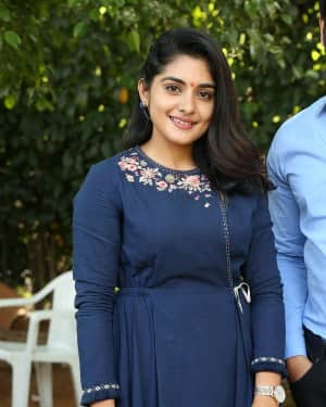 Nivetha Thomas - Swasaa Movie Launch Photos
