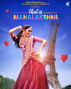 That Is Mahalakshmi First Look Posters | Picture 1607782