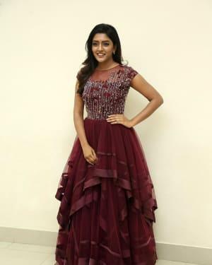 Eesha Rebba - Aravinda Sametha Movie Success Meet Photos