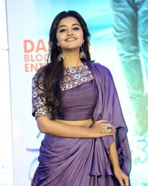 Anupama Parameswaran - Hello Guru Prema Kosam Movie Success Meet Photos