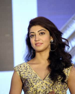 Pranitha - Hello Guru Prema Kosam Movie Success Meet Photos