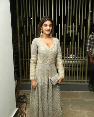 Nidhhi Agerwal - Savyasachi Movie Pre Release Event Photos   Picture 1608991