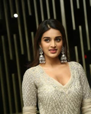 Nidhhi Agerwal - Savyasachi Movie Pre Release Event Photos   Picture 1608990