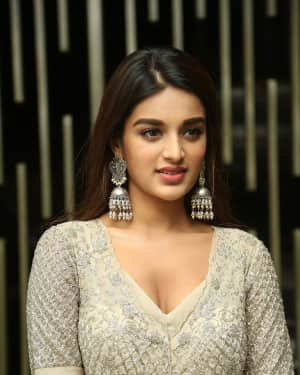 Nidhhi Agerwal - Savyasachi Movie Pre Release Event Photos   Picture 1608994