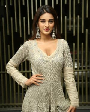 Nidhhi Agerwal - Savyasachi Movie Pre Release Event Photos   Picture 1609000