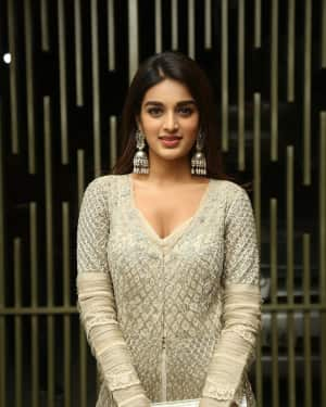 Nidhhi Agerwal - Savyasachi Movie Pre Release Event Photos   Picture 1608985