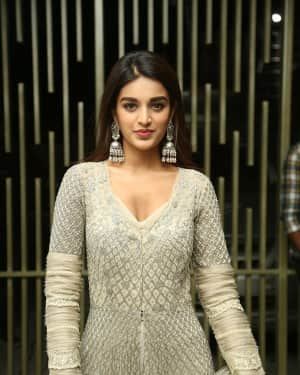 Nidhhi Agerwal - Savyasachi Movie Pre Release Event Photos   Picture 1608996