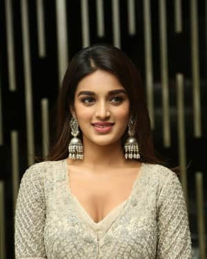 Nidhhi Agerwal - Savyasachi Movie Pre Release Event Photos   Picture 1608986