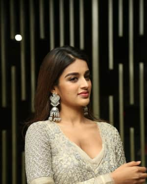 Nidhhi Agerwal - Savyasachi Movie Pre Release Event Photos   Picture 1608989