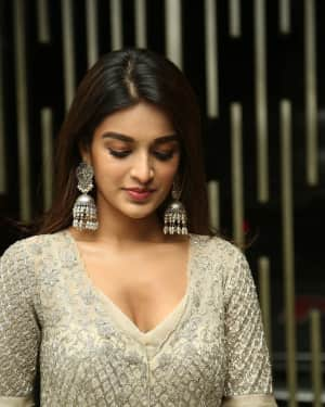 Nidhhi Agerwal - Savyasachi Movie Pre Release Event Photos   Picture 1608987