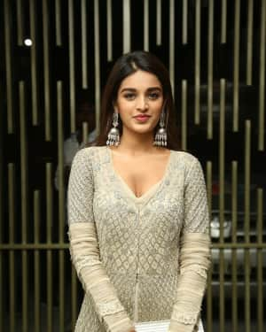 Nidhhi Agerwal - Savyasachi Movie Pre Release Event Photos   Picture 1608993