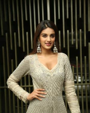 Nidhhi Agerwal - Savyasachi Movie Pre Release Event Photos   Picture 1608999