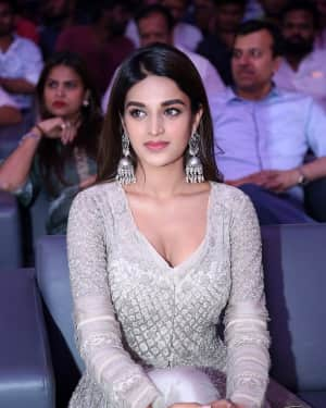Nidhhi Agerwal - Savyasachi Movie Pre Release Event Photos   Picture 1609008