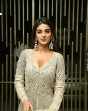 Nidhhi Agerwal - Savyasachi Movie Pre Release Event Photos   Picture 1608992
