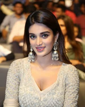 Nidhhi Agerwal - Savyasachi Movie Pre Release Event Photos   Picture 1609012