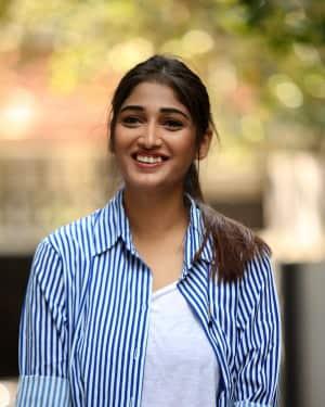Priya Vadlamani - Husharu Movie Press Meet Photos
