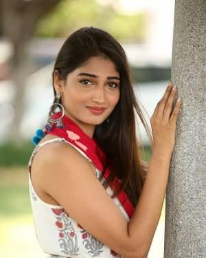 Priya Vadlamani - Shubhalekha Lu Movie Press Meet Photos | Picture 1609340