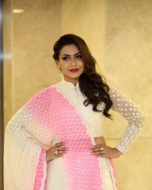 Nandini Rai - Silly Fellows Movie Pre Release Event Photos
