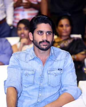Naga Chaitanya - Shailaja Reddy Alludu Pre Release Event Photos | Picture 1596414