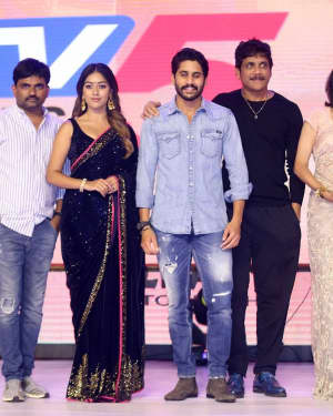 Shailaja Reddy Alludu Pre Release Event Photos | Picture 1596437